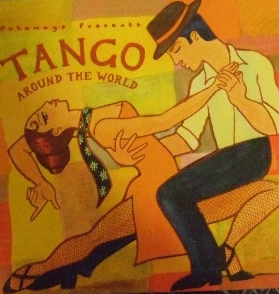 """""""Tango Around the World"""" interweaves passion, style, and elegance to create a musical tapestry of international tango and tango-influenced songs."""