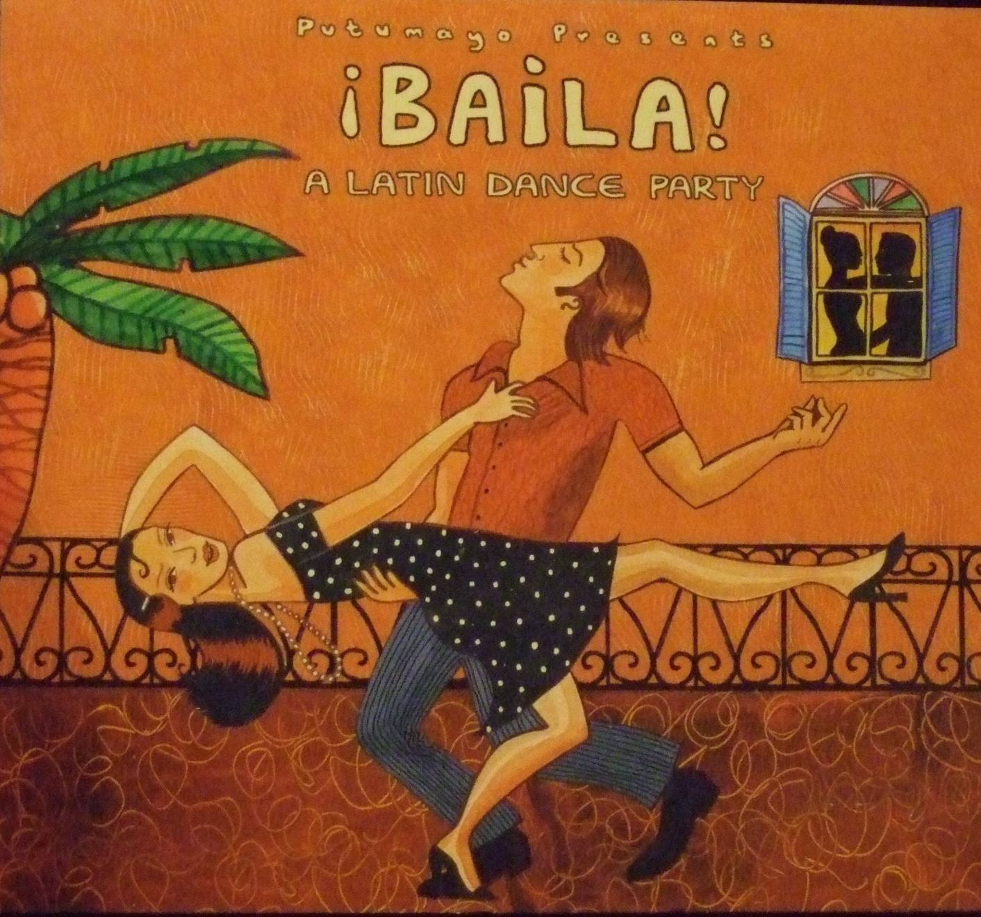 """""""Baila! A Latin Dance Party"""" is a non-stop celebration of salsa, cumbia, meringue, and more."""