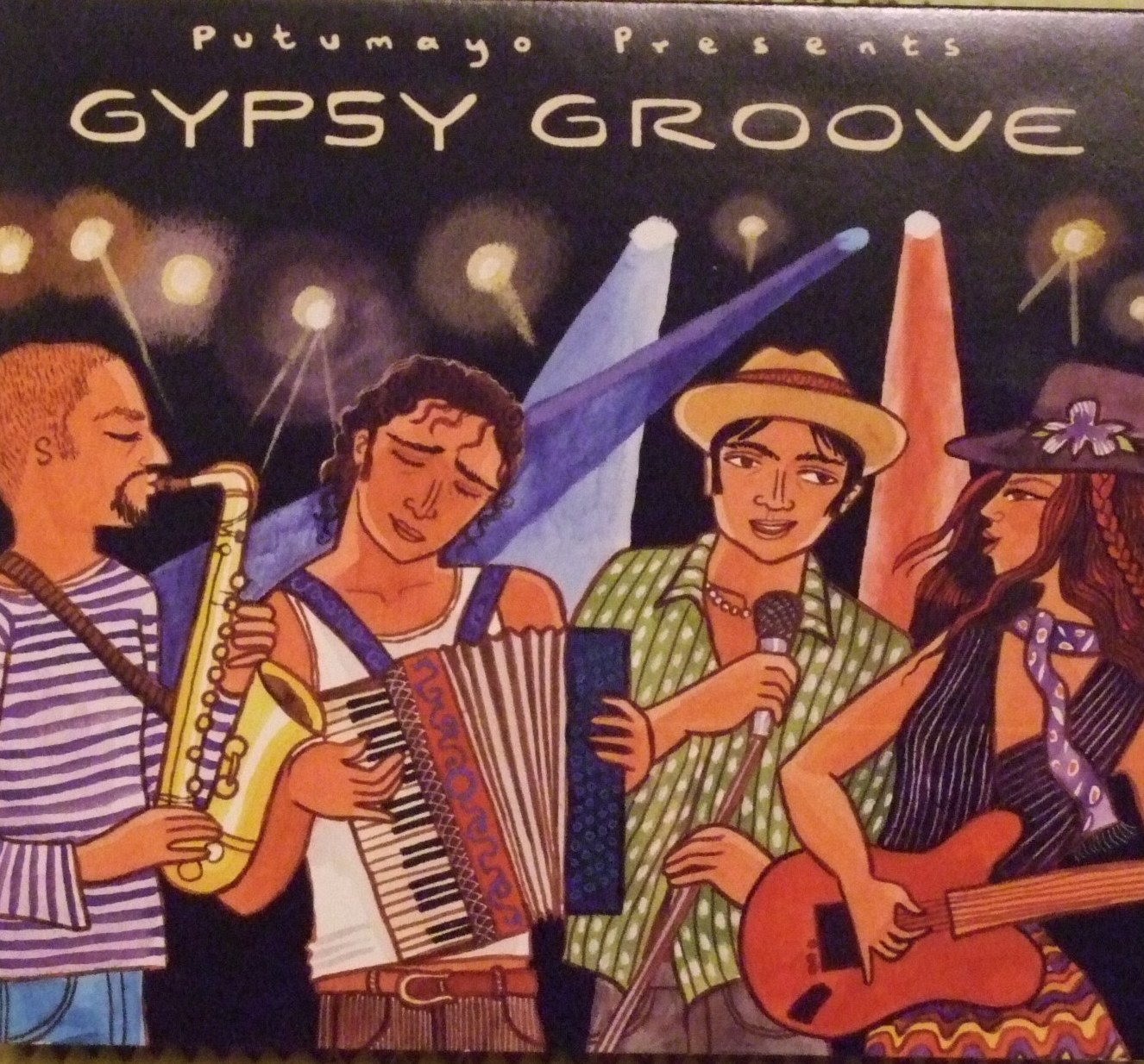 """""""Gypsy Groove"""" is all about Balkan beats and gypsy jams from the dance floors of Eastern Europe."""