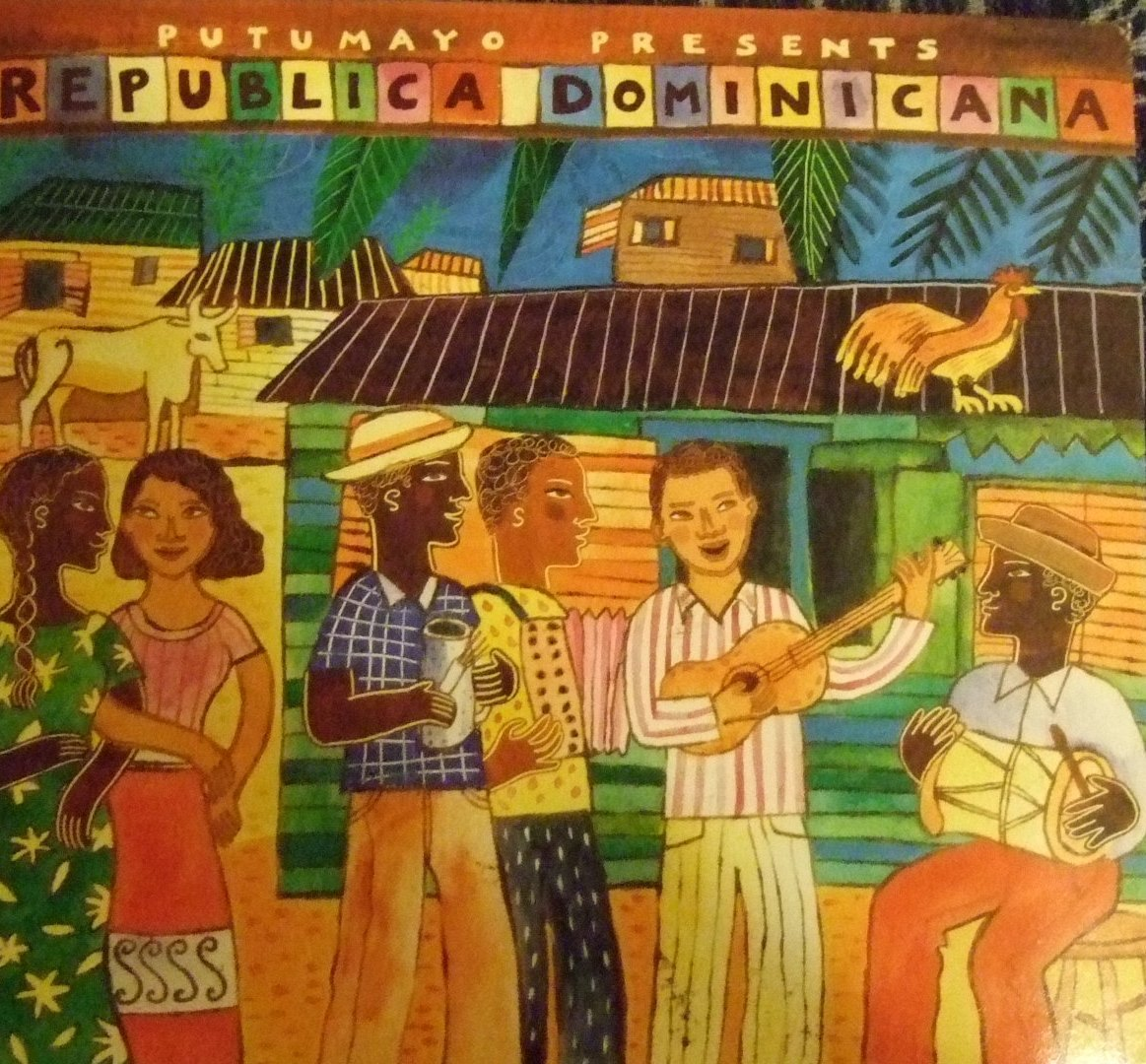 """""""Republica Dominicana"""" highlights the greatest Latin music you've never heard before: rootsy son, meringue, and bachata."""