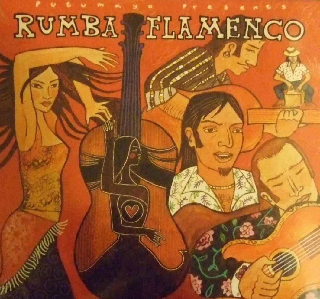 """""""Rumba Flamenco"""" presents the passion of flamenco and Latin rhythms, uniting to create a sensual and soulful musical fusion."""