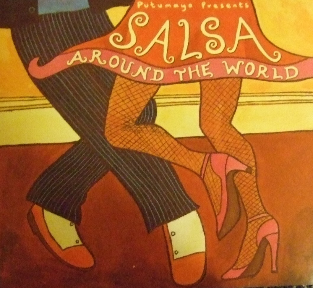 """""""Salsa Around the World"""" features hip-shaking and Latin-influenced music from India, France, Africa, Japan, and beyond."""