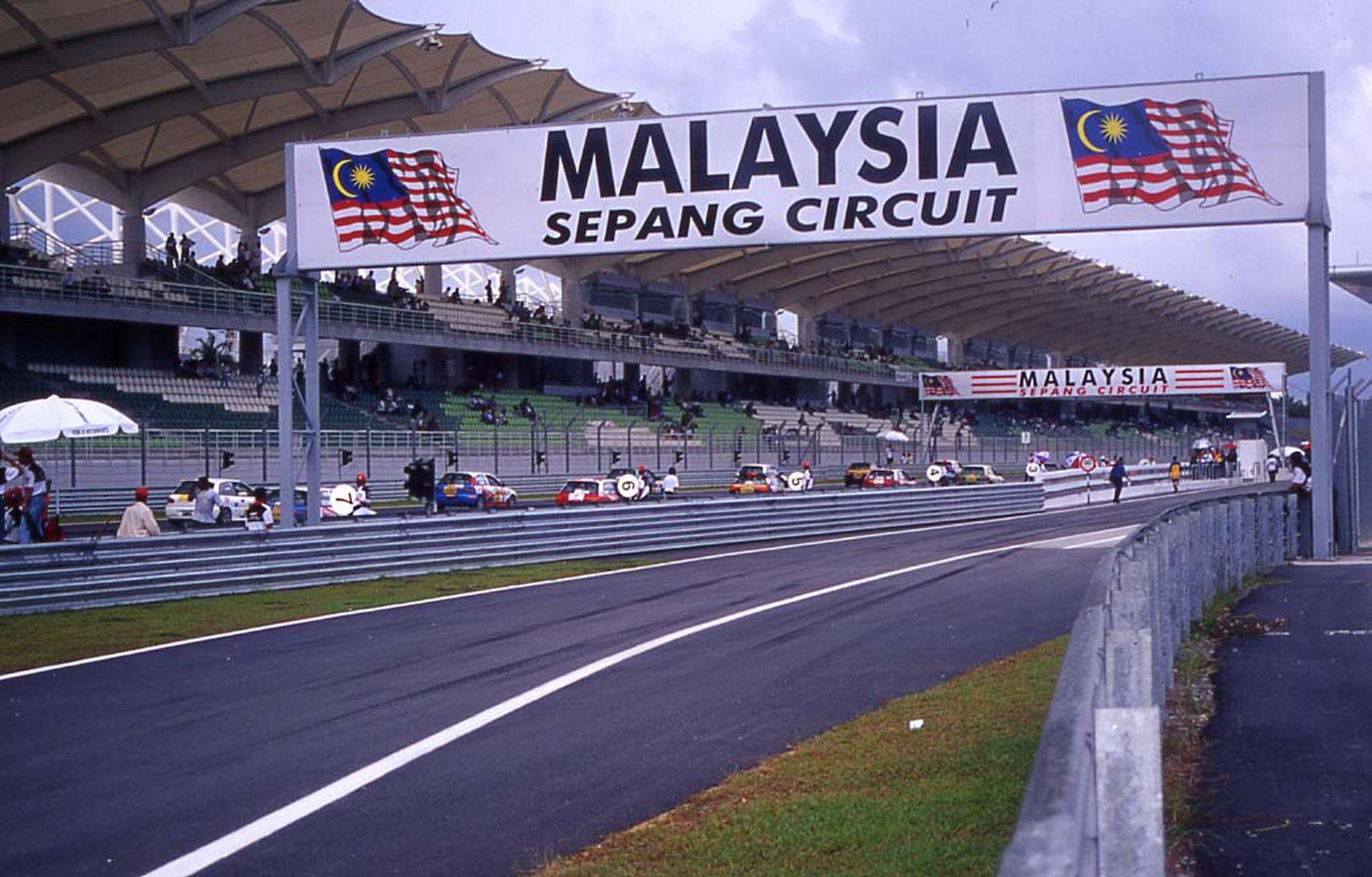 2008 F1賽車馬來西亞錦標賽