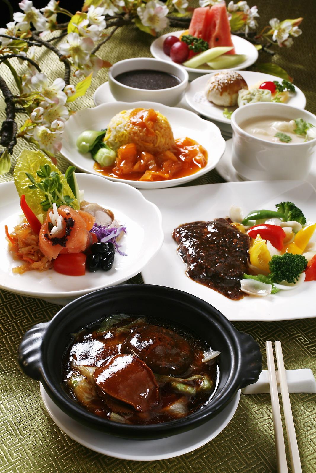 原只鮑魚花菇美味饗宴 款待賓客的超值選擇