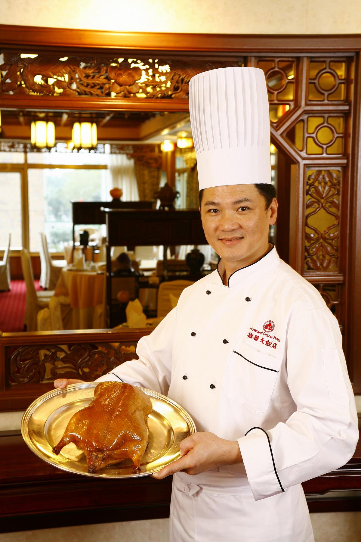 福華掛爐烤鴨銷售近10萬隻 訂包廂滿額送烤鴨