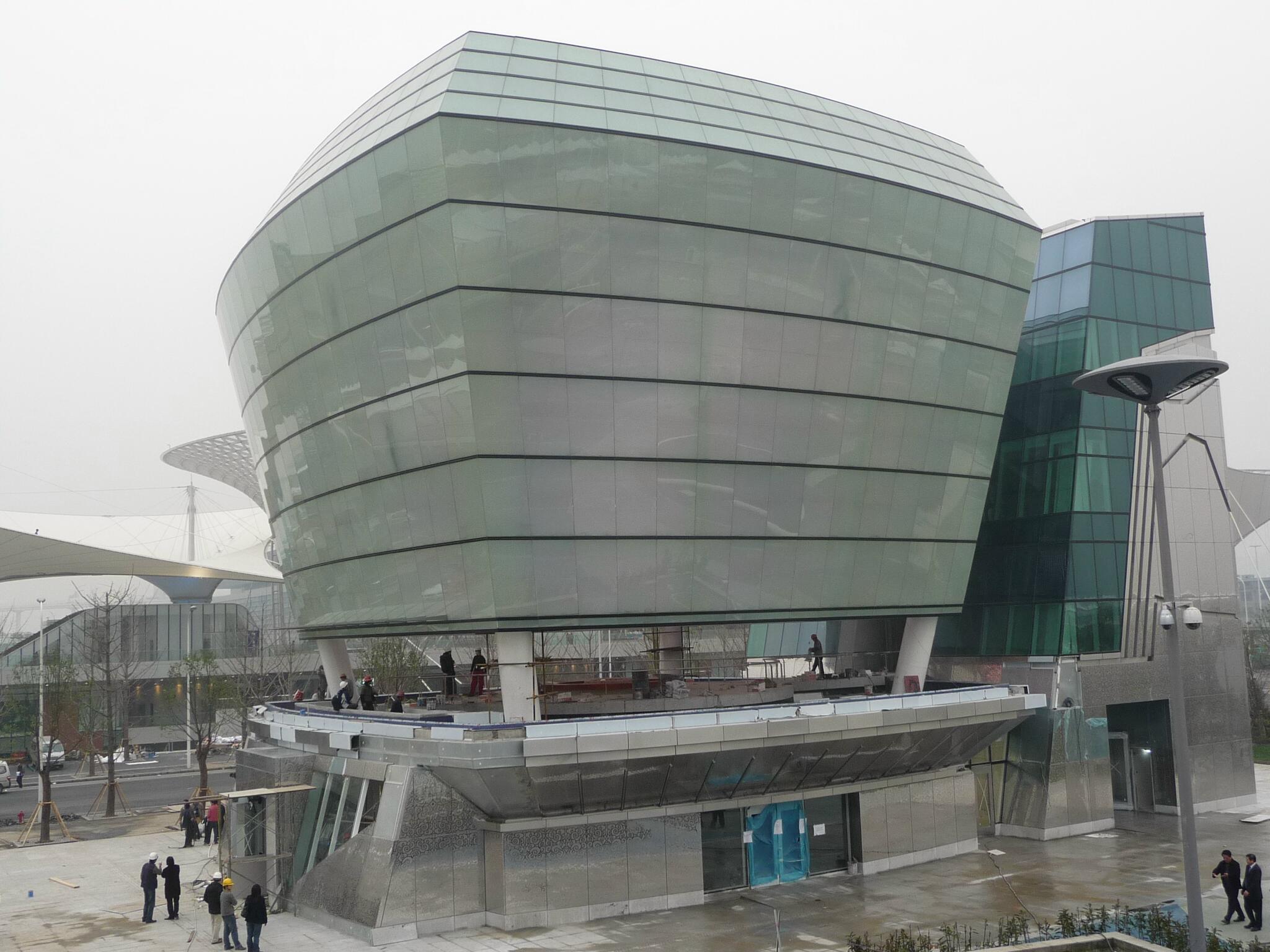 上海世博台灣館