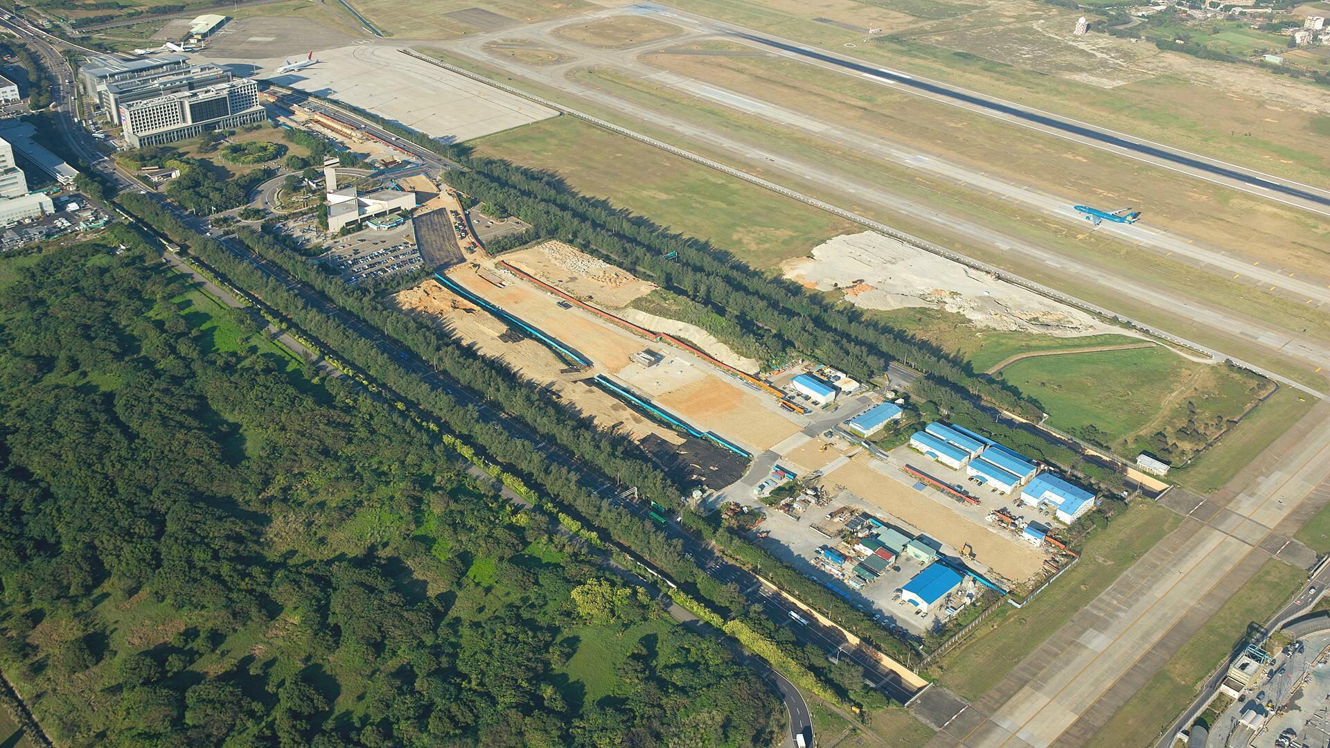 交通部高速鐵路工程局「機場捷運CU02A標機場段潛盾隧道及深開挖工程」榮獲「第十屆公共工程金質獎」公共工程品質特優獎。