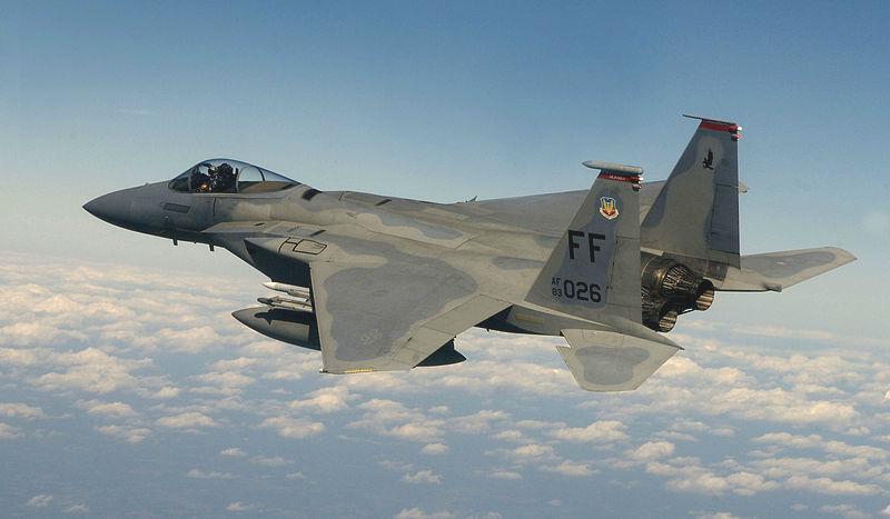US, Saudi Arabia sign F-15 jet sale amid Gulf tension with Iran