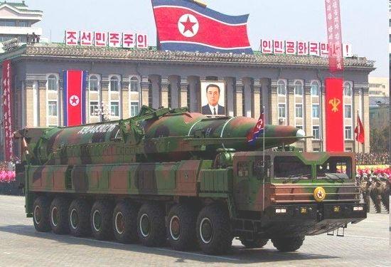 朝鮮之前在閱兵典禮上出現的飛彈,被聯合國爆料是「模型」。