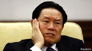 周永康一案將是中國共產黨歷史上最大、最嚴重的犯罪案件。(路透)