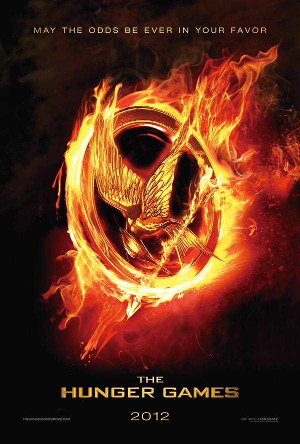 """A teaser poster for the movie """"The Hunger Games,"""" in an undated handout photo. (The New York Times)"""