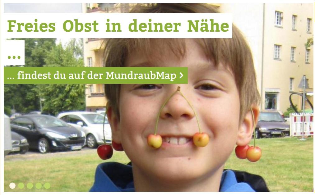 圖片載至Mundraub.org網站