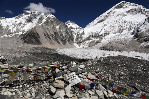 Nepal to ban inexperienced climbers from Mount Everest