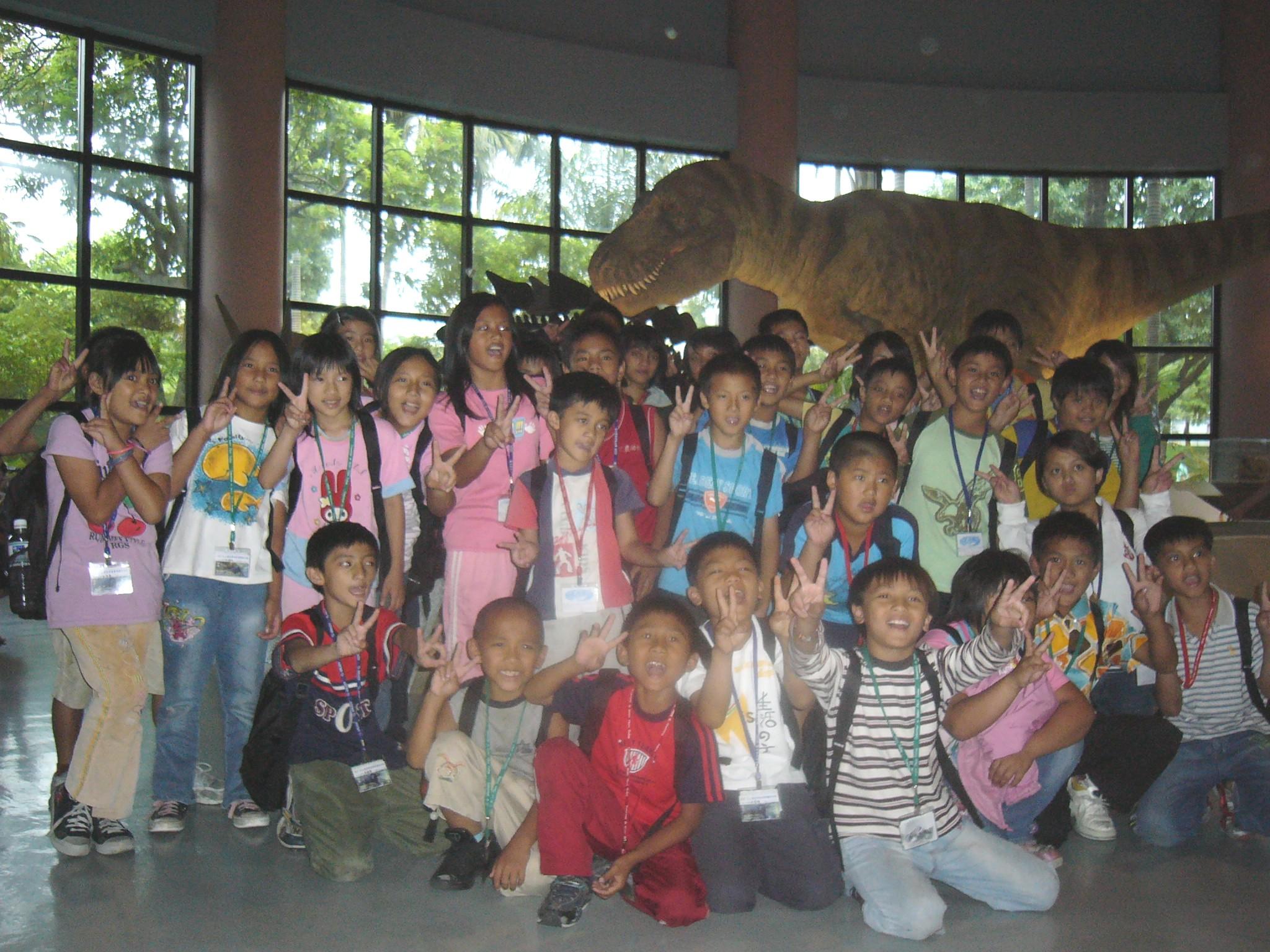 玉管處原住民學童暑期環教活動開跑