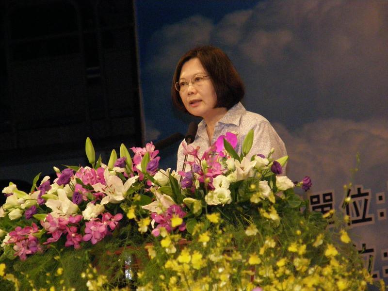 Tsai heads to Kaohsiung on a busy agenda