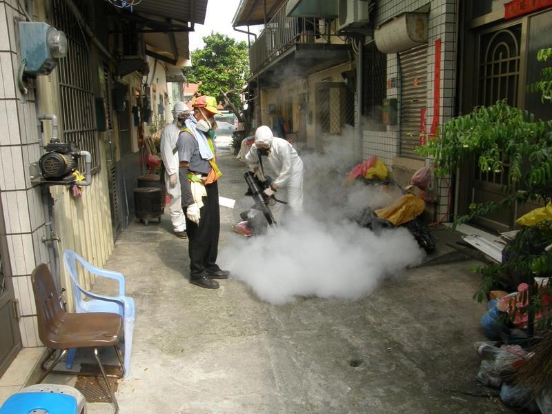 CDC raises warning on dengue fever and encephalitis