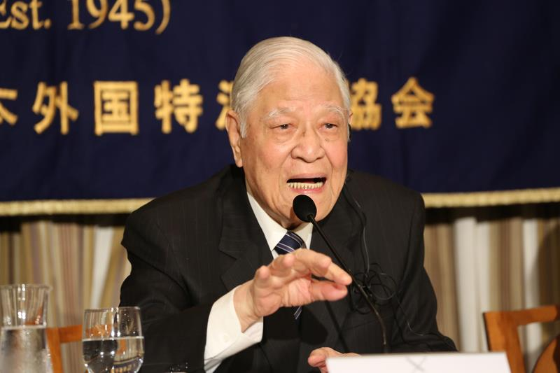 KMT calls for stripping of Lee's annual NT$10 million severance benefits