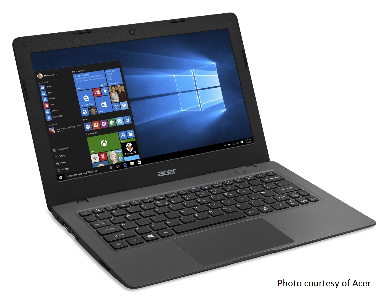 Acer unveils Aspire One Cloudbook powered by Windows 10