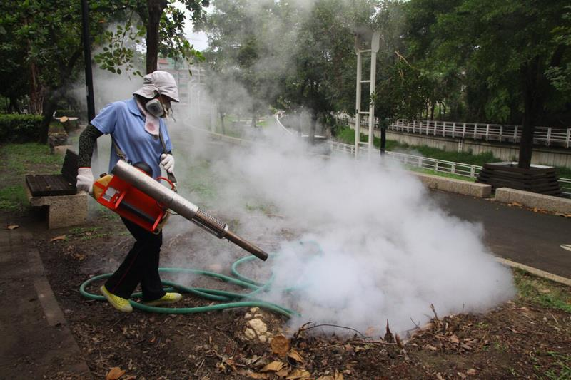 K-town to carry weeklong spraying against dengue fever