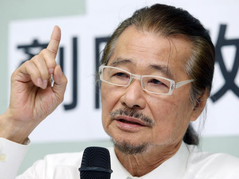 Shih: government should abolish campaign subsidies