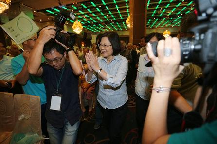 Tsai: the Diaoyutai Islands belong to Taiwan
