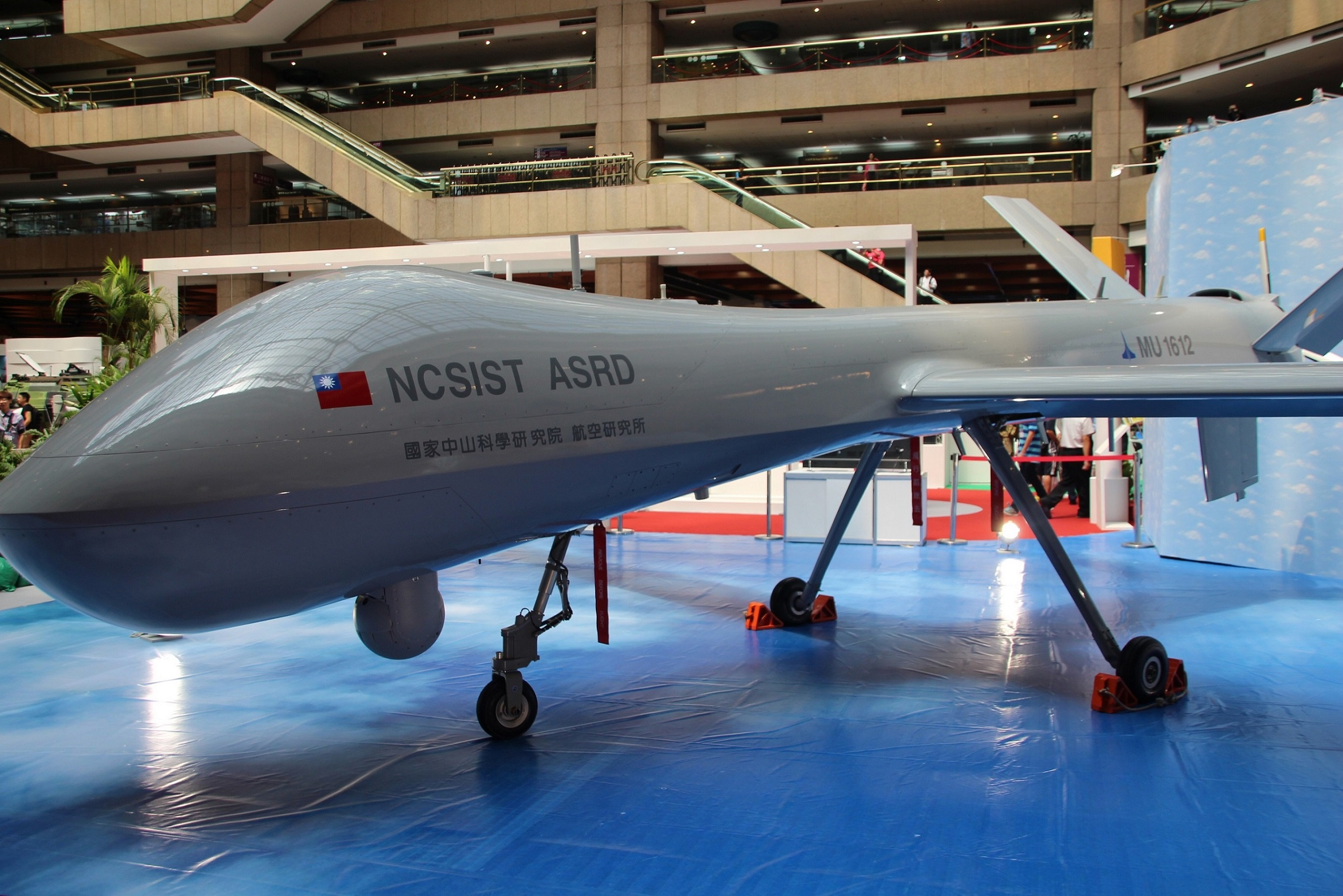 Military deploys UAV in search of missing AT-3