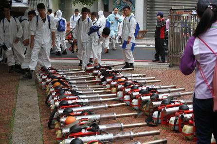 CDC: post-typhoon raises risk of dengue fever spread
