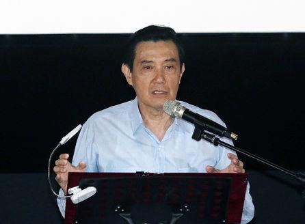 Ma urges for Chu-Hung talk amid KMT turmoil