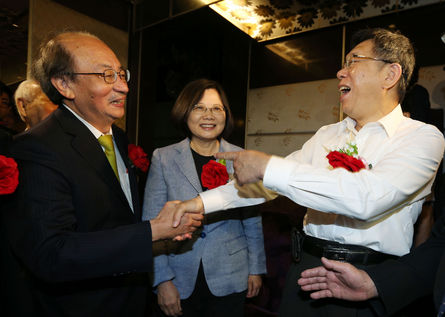Tsai: future of Taiwan is for the people to decide