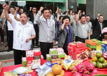 No plans to run as Tsai's running mate: Chen Chu