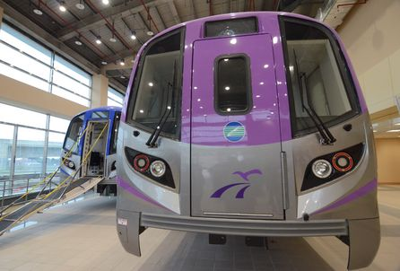 MOTC optimistic about Airport MRT's scheduled launch