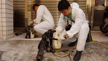 Dengue epidemic remains at its peak in Kaohsiung