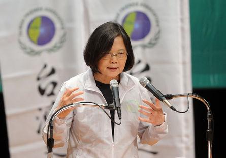 Tsai: Chu is barking up the wrong tree