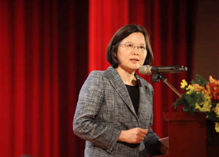 No plans to reduce number of Chinese tourists to Taiwan: Tsai