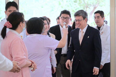 Long-term senior care on DPP agenda: Chen