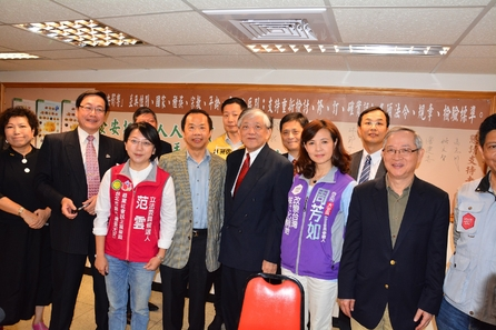 I-MEI CEO's new book garners supports from all political parties