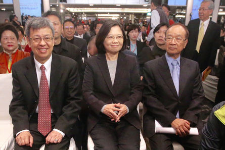 DPP to promote nation's biotech industry: Tsai