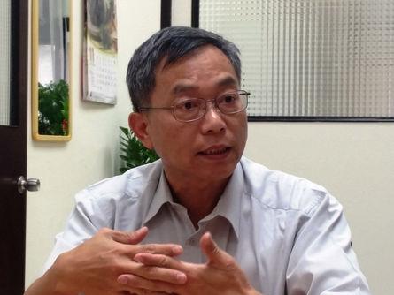 Wang's husband tenders resignation at Judicial Yuan