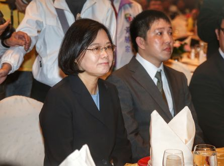 Tsai: KMT must freeze controversial assets prior to elections