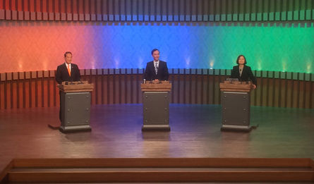 CTS to air second round of presentations from presidential candidates