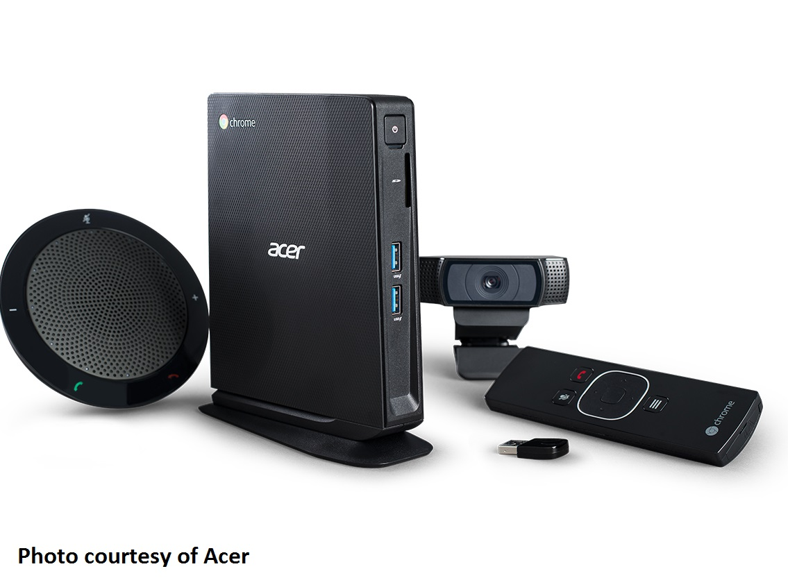 Acer refines videoconferencing experience with new Chromebox