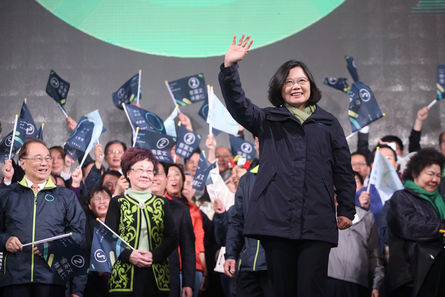 Tsai to tour country Jan.21-29