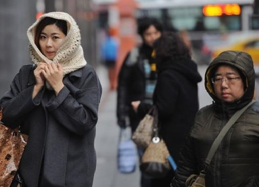 Temperatures will remain low Monday, but no snow: CWB