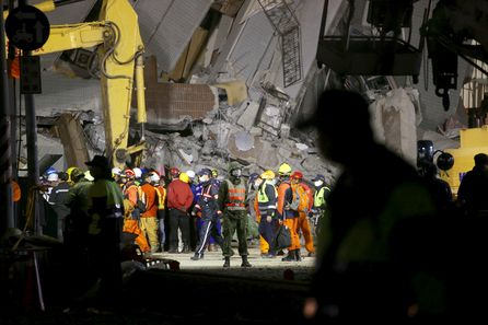 Rescuers race past 72 hours to save more survivors after deadly quake