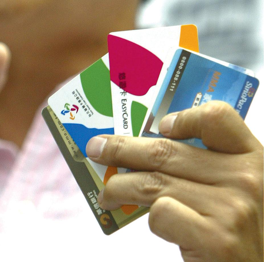 台灣智慧卡的應用,除了悠遊卡之外,不外乎門禁管制卡。
