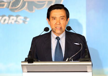 Ma requests Lee to apologize over Diaoyutai remark