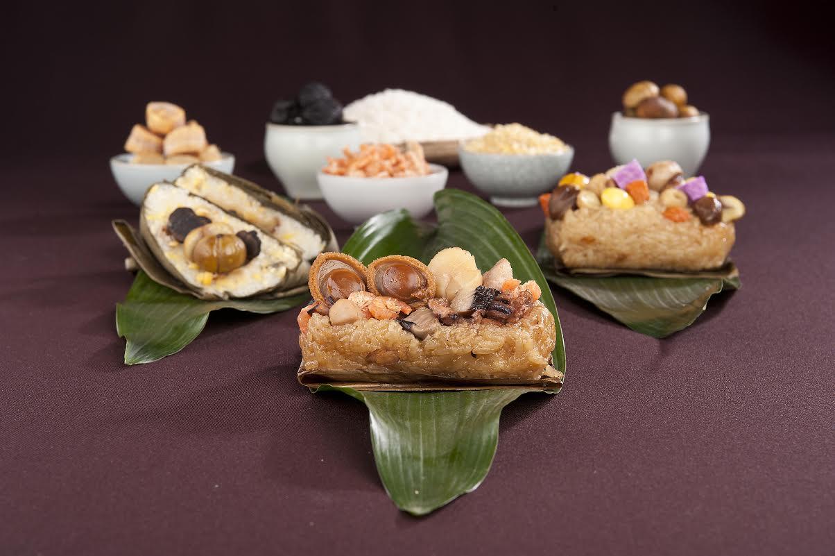 華泰推出三款飄香粵粽 粽葉飄香慶端午