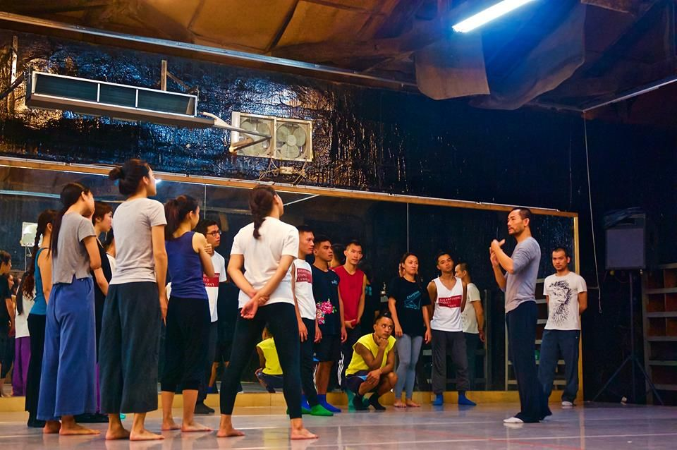 泰國傳統舞蹈大師皮歇來台交流