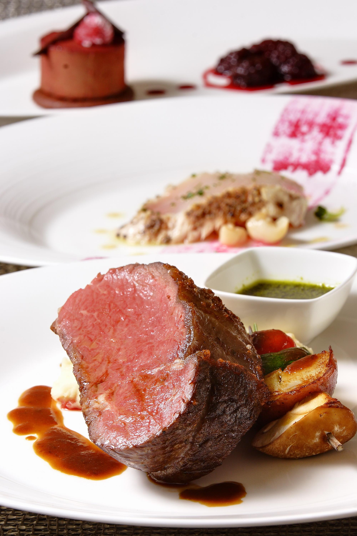 國賓A CUT牛排館 超低溫慢烤紐約客每日限量五客