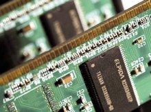 十年前半導體產業不景氣,全球第三大DRAM廠爾必達慘賠4480億日圓,宣告倒閉,但台灣業者有轉型晶圓代工成功,成為半導體業界奇蹟。(美聯社...